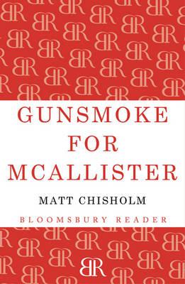 Gunsmoke for McAllister (Paperback)