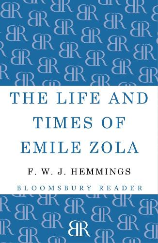 The Life and Times of Emile Zola (Paperback)