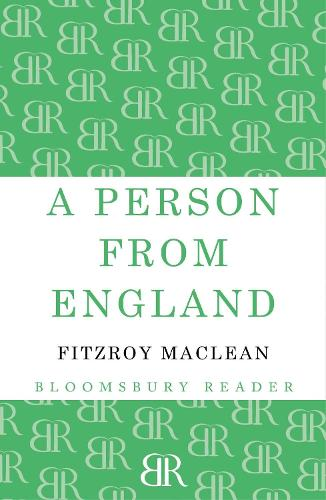 A Person From England (Paperback)
