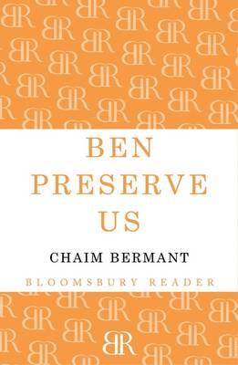 Ben Preserve Us (Paperback)