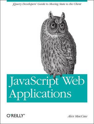 JavaScript Web Applications (Paperback)