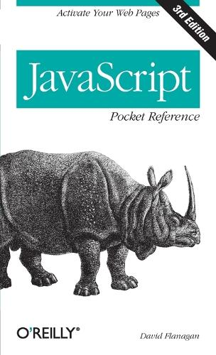 JavaScript Pocket Reference (Paperback)