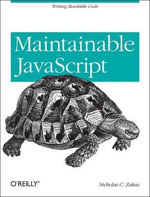 Maintainable JavaScript (Paperback)