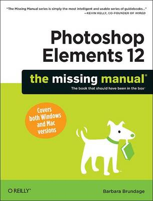 Photoshop Elements 12: The Missing Manual (Paperback)