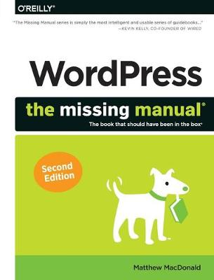 WordPress: The Missing Manual (Paperback)