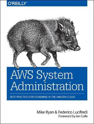 AWS System Administration: Best Practices for Sysadmins in the Amazon Cloud (Paperback)