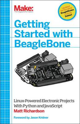 Beginning BeagleBone: Creating Linux-Powered Electronics Projects (Paperback)