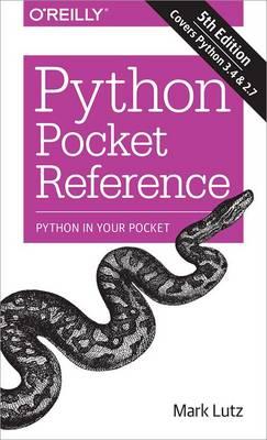 Python Pocket Reference (Paperback)