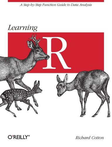 Learning R (Paperback)
