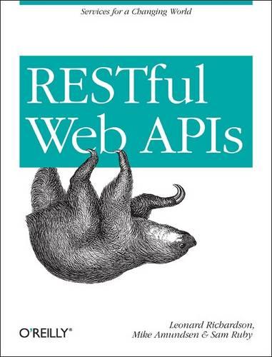 RESTful Web APIs (Paperback)