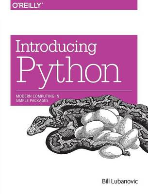 Introducing Python: Modern Computing in Simple Packages (Paperback)