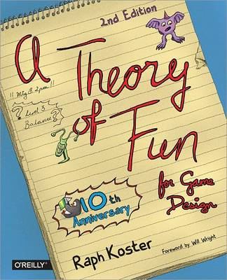 Theory of Fun for Game Design (Paperback)