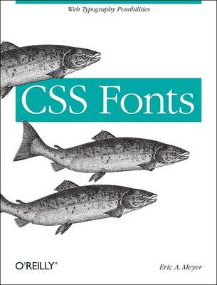 CSS Fonts (Paperback)