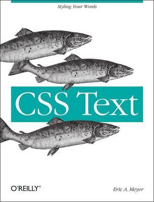 CSS Text (Paperback)