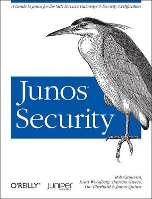 JUNOS Security (Paperback)
