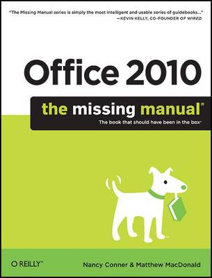 Office 2010: The Missing Manual: The Book That Should Have Been in the Box (Paperback)