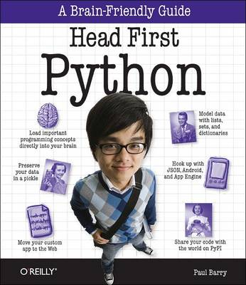 Head First Python (Paperback)