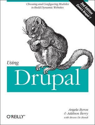 Using Drupal (Paperback)