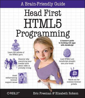 Head First HTML5 (Paperback)