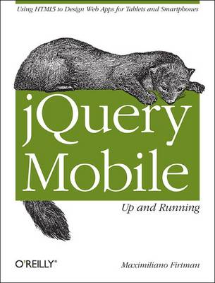 jQuery Mobile: Up and Running (Paperback)