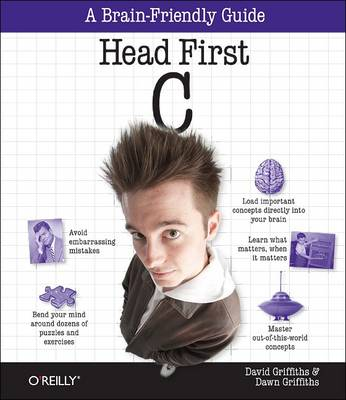 Head First C (Paperback)