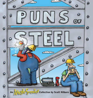 Puns of Steel - Argyle Sweater 4 (Paperback)