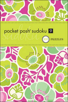 Pocket Posh Sudoku 9: 100 Puzzles (Paperback)