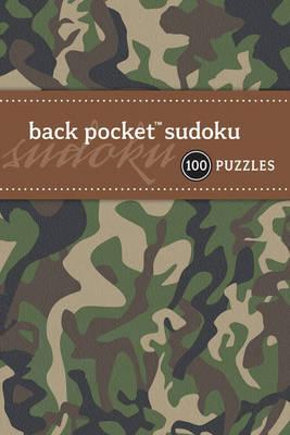 Back Pocket Sudoku: 100 Puzzles (Paperback)