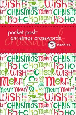 Pocket Posh Christmas Crosswords 4: 75 Puzzles (Paperback)