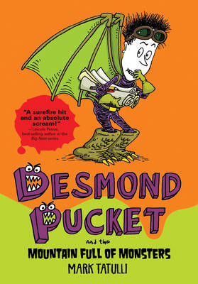 Desmond Pucket and the Mountain Full of Monsters (Paperback)