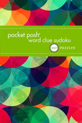 Pocket Posh Word Clue Sudoku: 100+ Puzzles (Paperback)