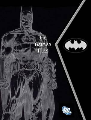 The Batman Files (Hardback)
