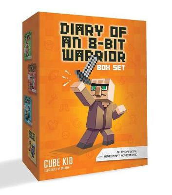 Diary of an 8-Bit Warrior Box Set Volume 1-4 - Diary of an 8-Bit Warrior (Paperback)