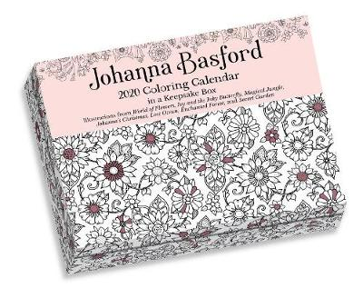 Johanna Basford 2020 Colouring Day-to-Day Calendar (Calendar)