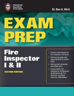 Exam Prep: Fire Inspector I & II (Paperback)