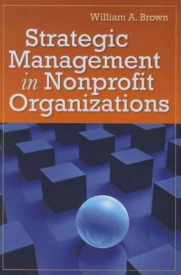 Strategic Management In Nonprofit Organizations (Paperback)