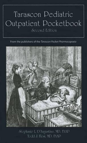 Tarascon Pediatric Outpatient Pocketbook (Paperback)