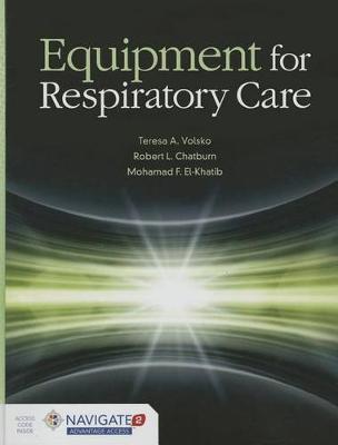 Equipment For Respiratory Care (Hardback)
