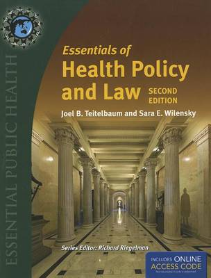 Essentials Of Health Policy And Law (Paperback)