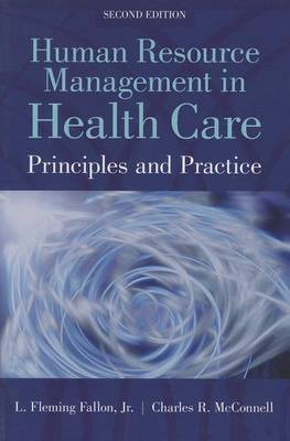 Human Resource Management In Health Care (Paperback)