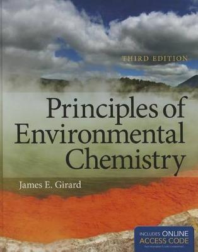 Principles Of Environmental Chemistry (Hardback)