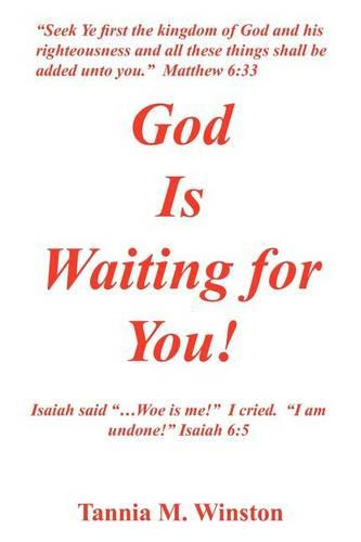 God Is Waiting for You (Paperback)
