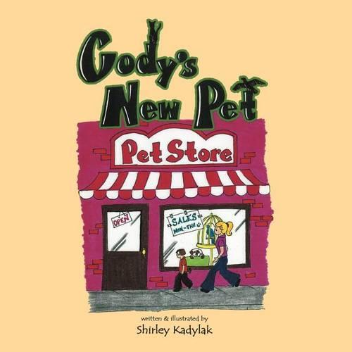 Cody's New Pet (Paperback)