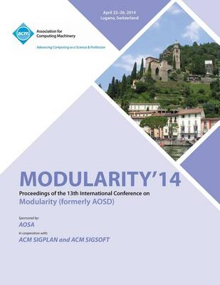 Modularity 14 13th International Conference on Modularity (Paperback)