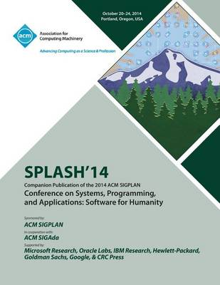 Splash 14, ACM Sigplan Conference on Systems, Programming, Languages and Applications (Paperback)