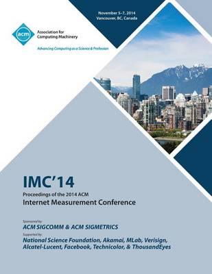 IMC 14 Internet Measurement Conference (Paperback)