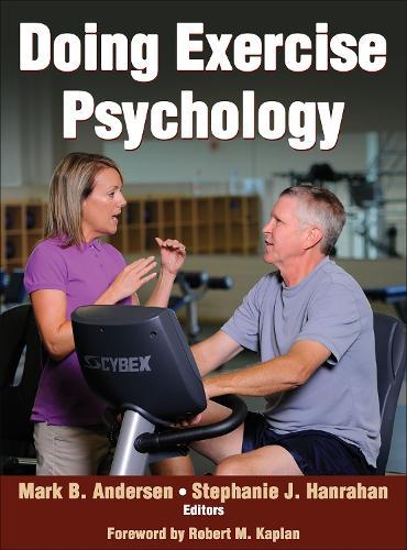 Doing Exercise Psychology (Hardback)