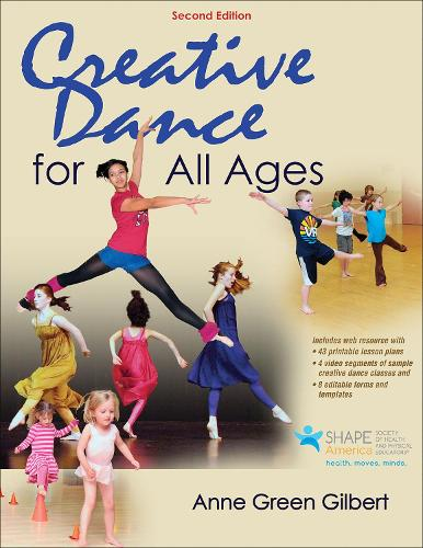 Creative Dance for All Ages (Paperback)
