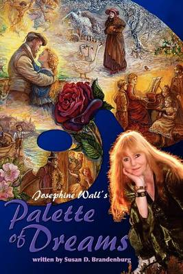 Josephine Wall's Palette of Dreams (Paperback)