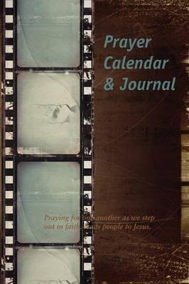 Prayer Calendar & Journal (Hardback)